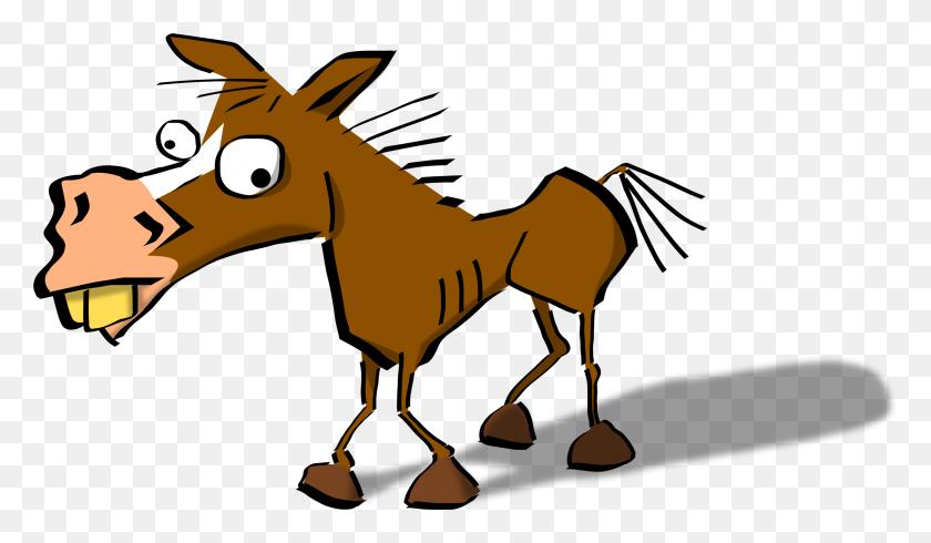 Clipart - Donkey Clipart