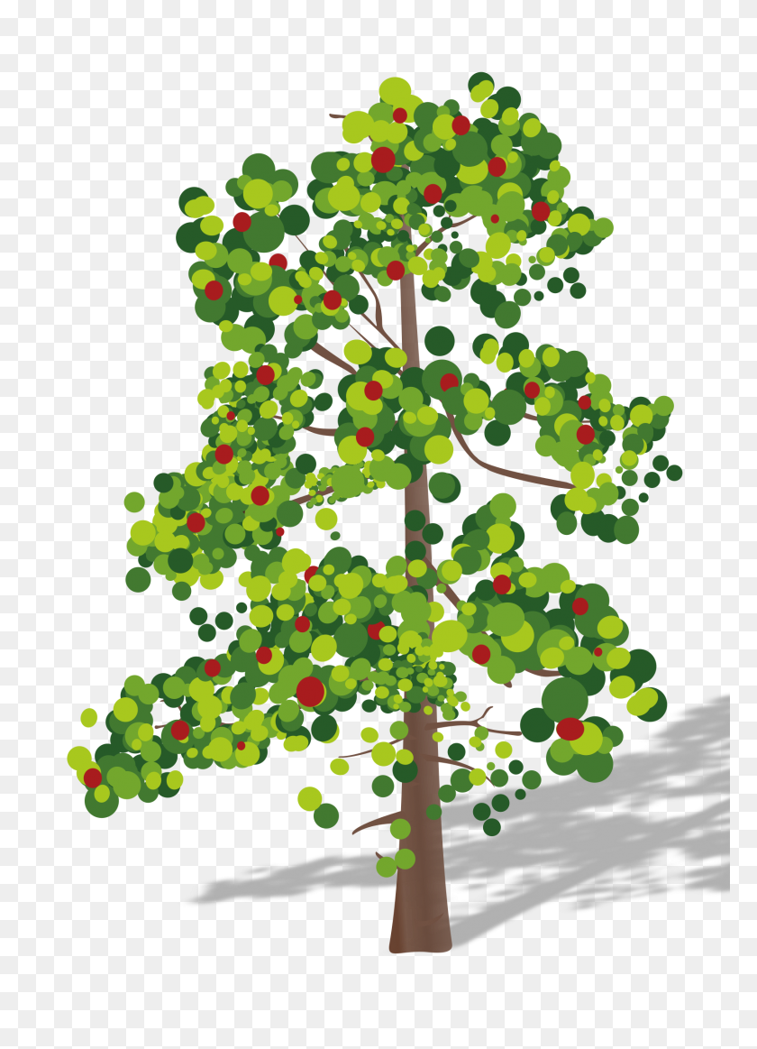 Tree Different Fruits Images, Stock Photos & Vectors   Shutterstock