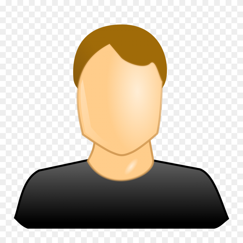 Clipart - No Face PNG