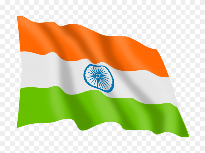 Clipart - Indian Flag Clipart