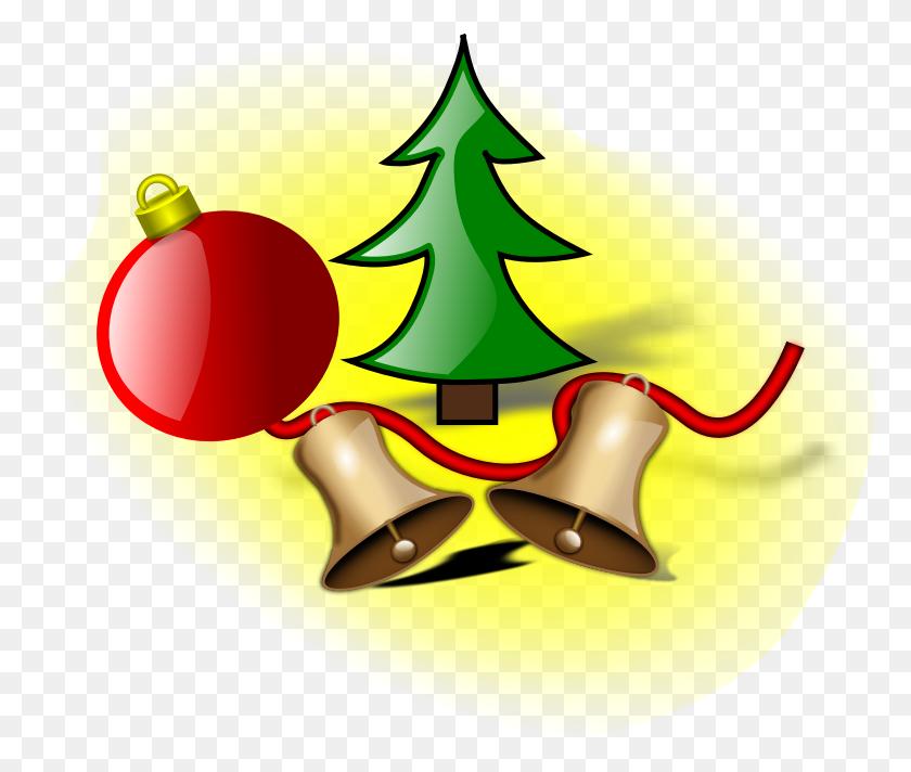 775x652 Clipart - Jingle Bells PNG