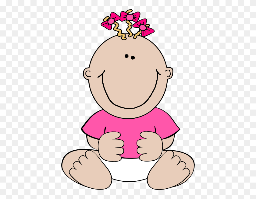 Clipart Baby Girl Clipart Clip Art For Students Baby Girl - Girl Clipart Free