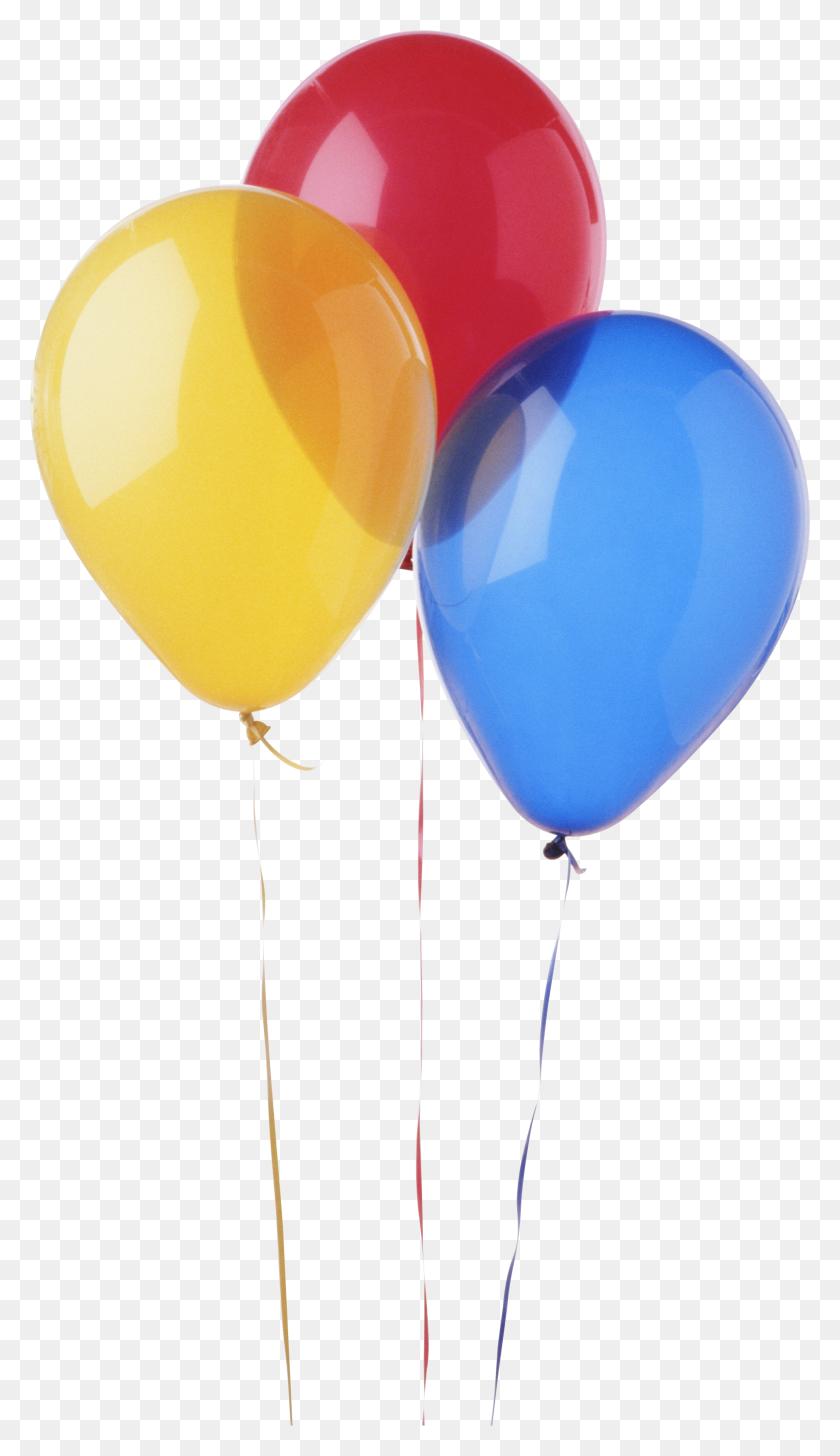 Clipart Balloons, Latex Balloons - Blue Balloon PNG