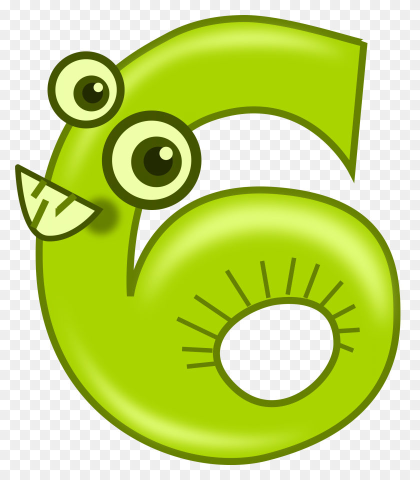 Clipart Big Number - Number 8 Clipart