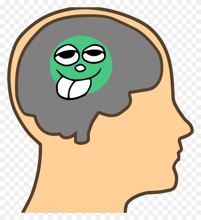 Clipart Brain Animated, Clipart Brain Animated Transparent Free - Brain Clipart Transparent