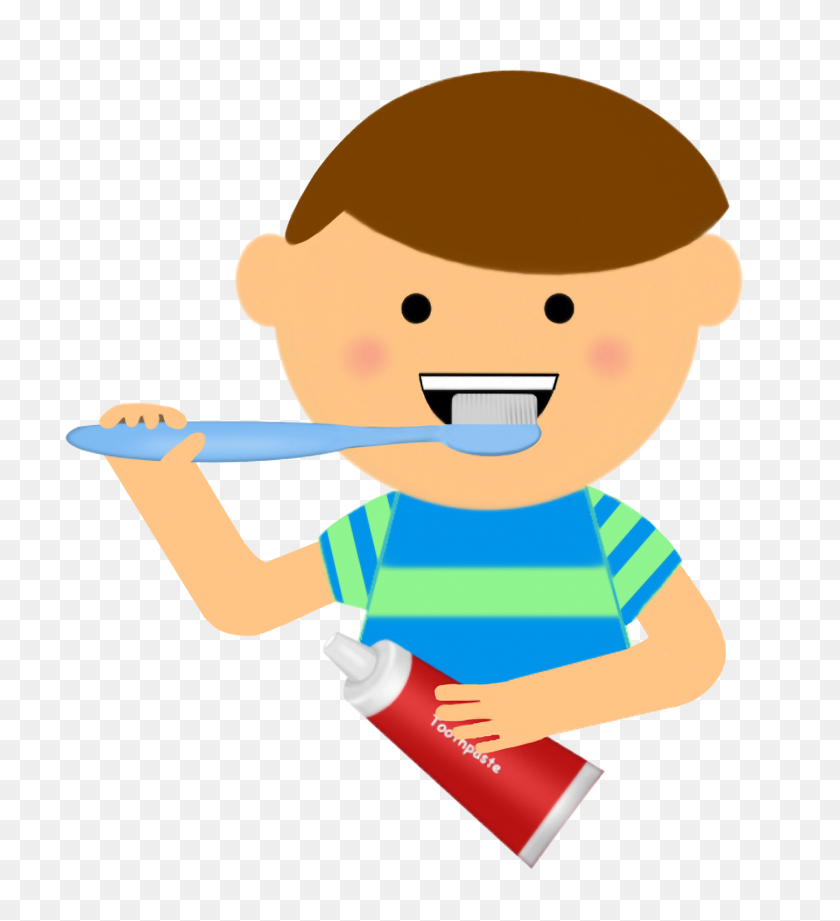 Clipart Brushing Teeth Look At Brushing Teeth Clip Art Images - Funny Monday Clipart