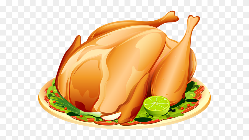 Clipart Clip Art, Turkey - Roast Turkey Clipart