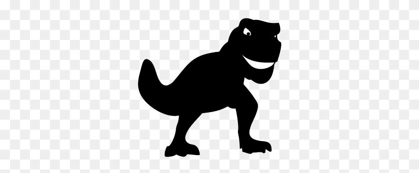 Clipart Dinosaur Black And White - Dinosaur Clipart Black And White