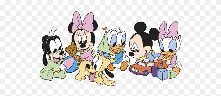 Clipart Disney Babies Clip Art Images - Baby Minnie Mouse Clip Art