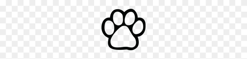 150x142 Clipart Dog Free Paw Print - Dog Paw Print Clip Art