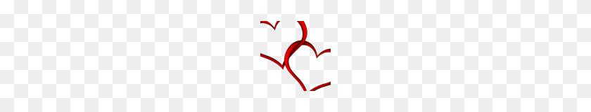 Clipart Double Heart Clipart Plant Clipart Double Heart Clipart - Double Heart Clipart