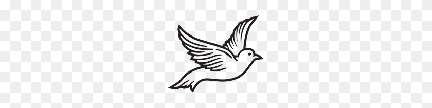 187x150 Clipart Dove - Free Dove Clipart