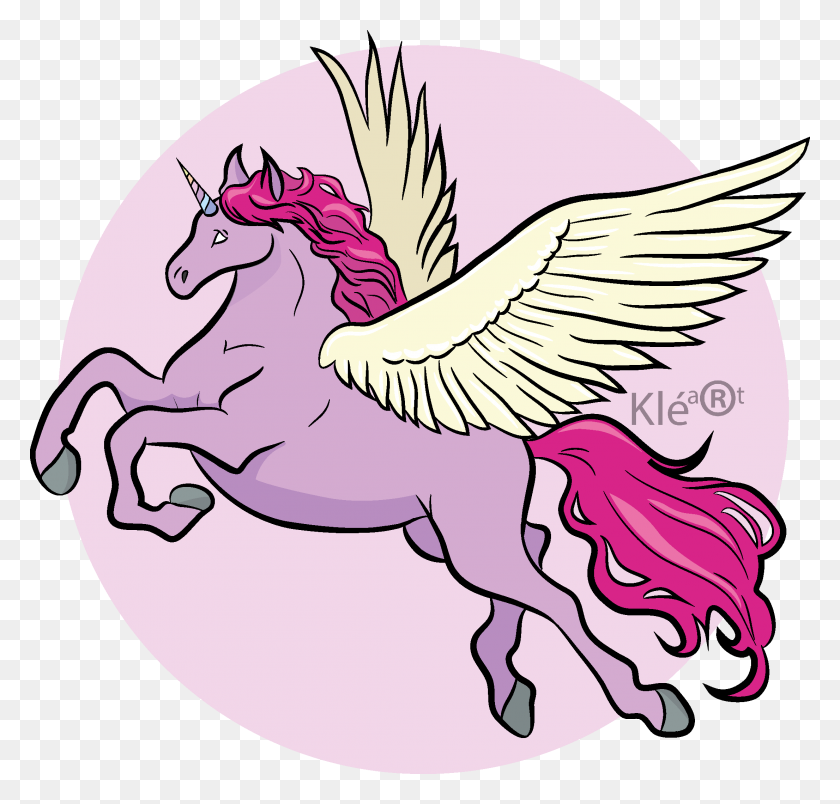 Clipart Dragon Unicorn, Clipart Dragon Unicorn Transparent Free - Flying Dragon Clipart