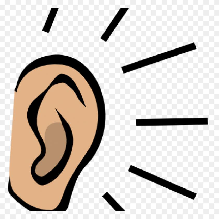 Clipart Ear Clip Art At Clker Vector Online Royalty Free - Animal Ears Clipart