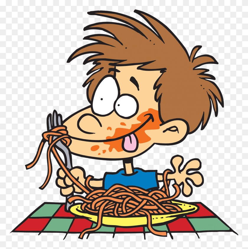 1587x1600 Clipart Eating Dinner Clip Art Images - Lunch Clipart