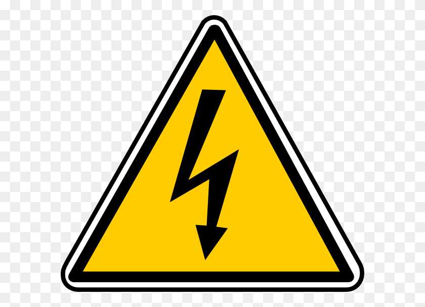 Clipart Electric - Lightning Bolt Clipart PNG