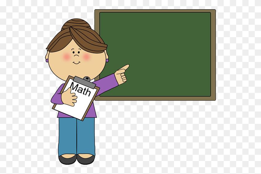 Clipart For Math Teachers Clip Art Images - Math Equation Clipart