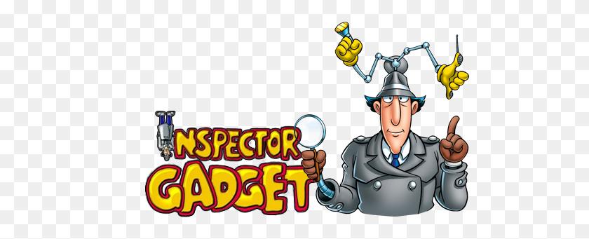 Clipart For U Inspector Gadget - Inspector Gadget PNG