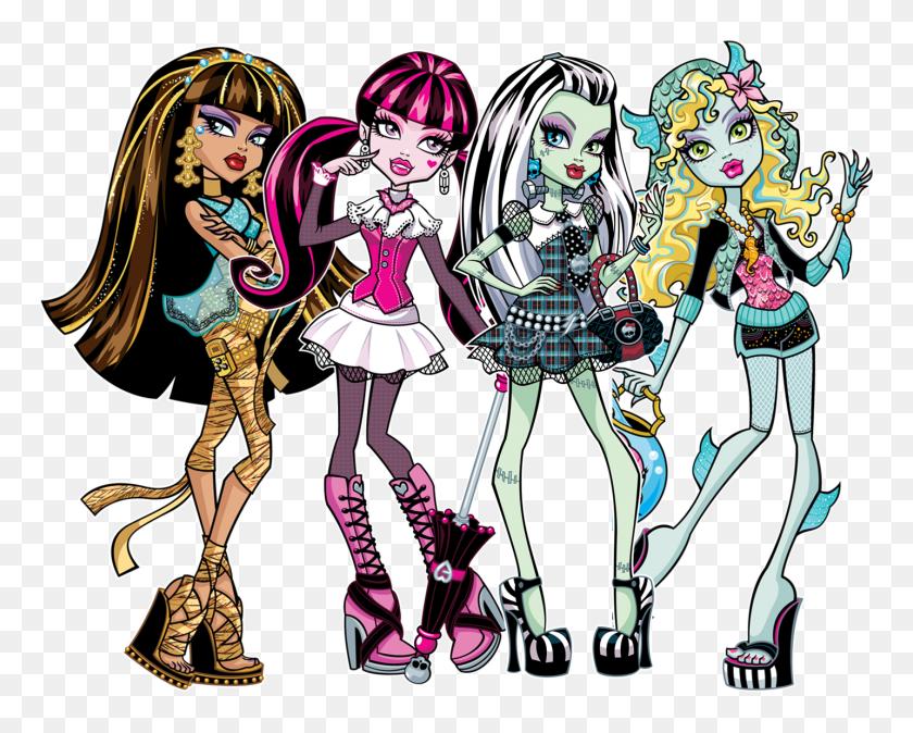 Clipart For U Monster High - Monster High Clipart