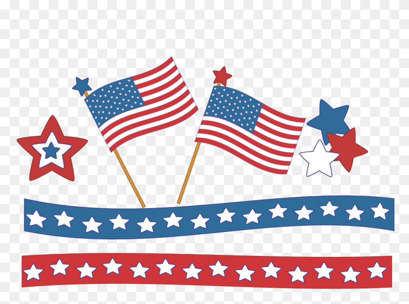 Clipart Fourth Of July Fourth Of July Clip Art Of July Etsy - July Clipart