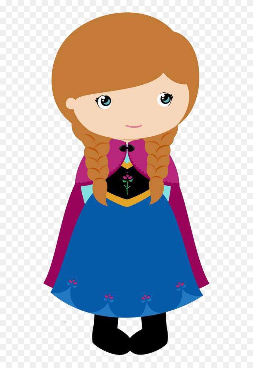 Clipart Frozen, Disney And Anna Frozen - Frozen PNG
