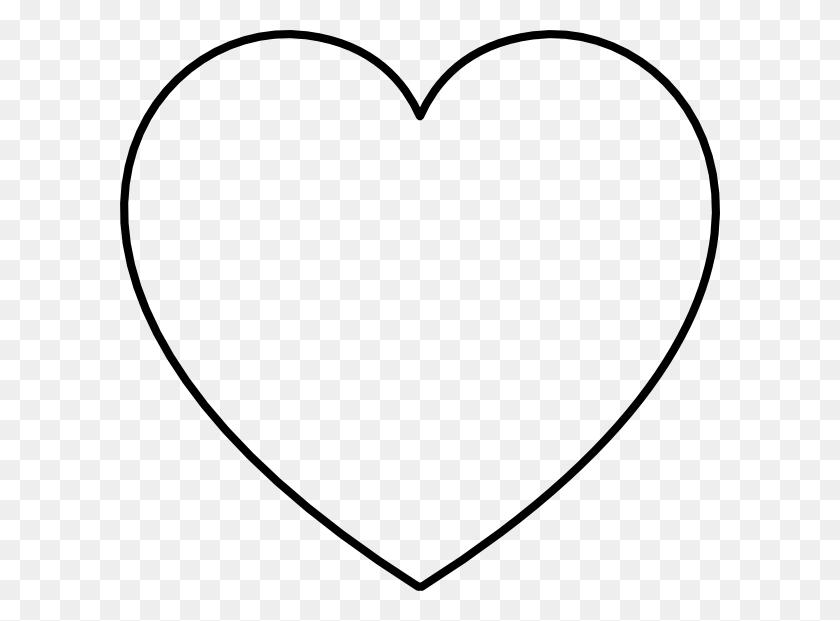 Clipart Heart Shape - Rustic Heart Clipart