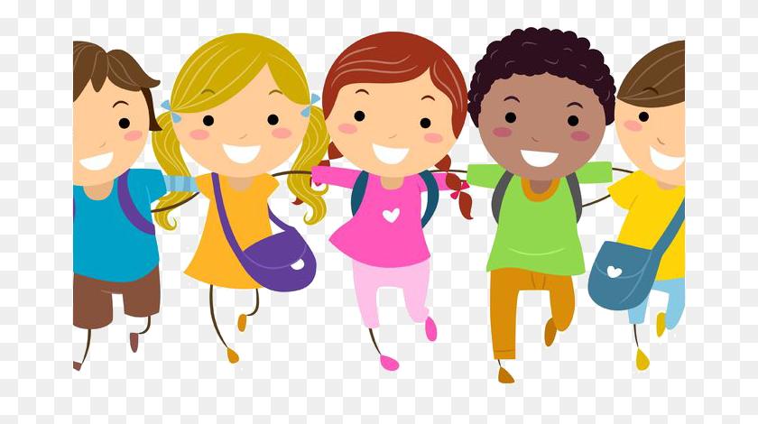 Clipart Kids Clipart Clipart For Teachers Kids Clipart Happy - Children Learning Clipart