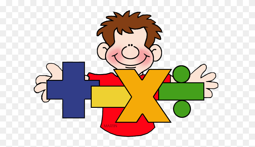 648x424 Clipart Kids Math - Kid Studying Clipart
