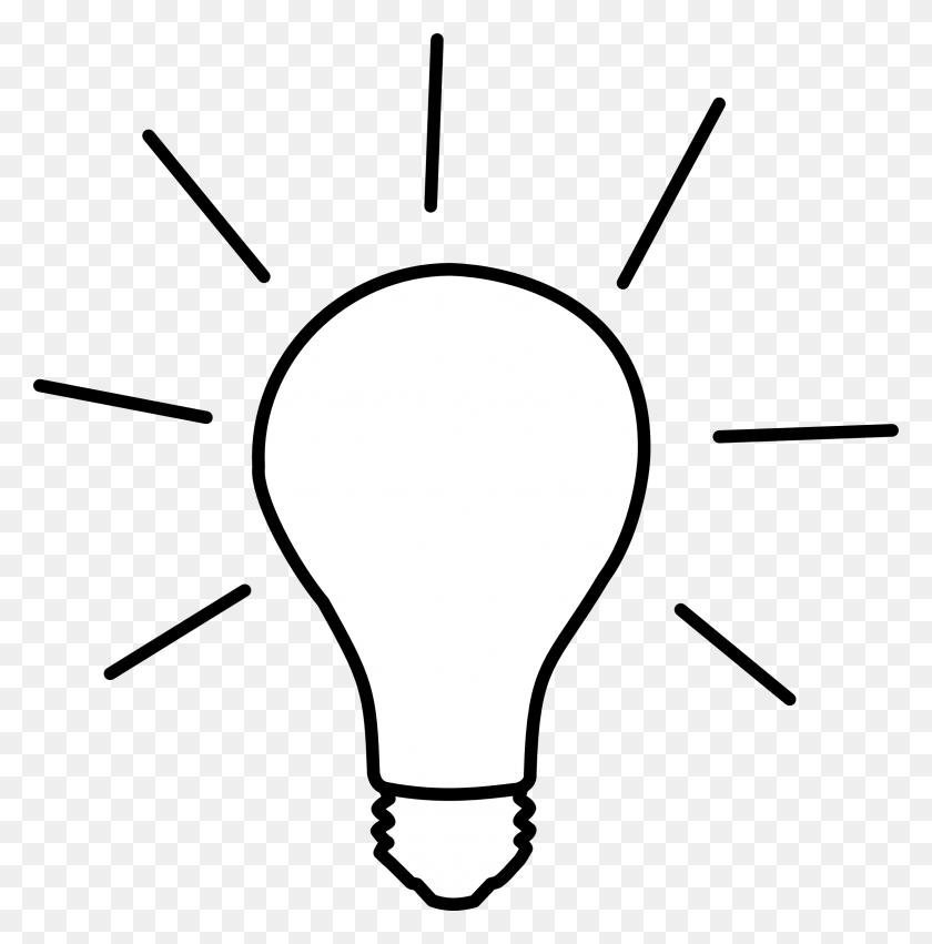 Clipart Light Bulb Look At Light Bulb Clip Art Images - Free String Light Clipart