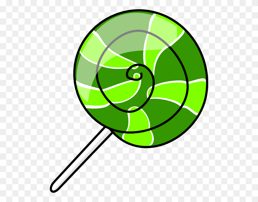 Clipart Lollipop - Lollipop Clipart Black And White