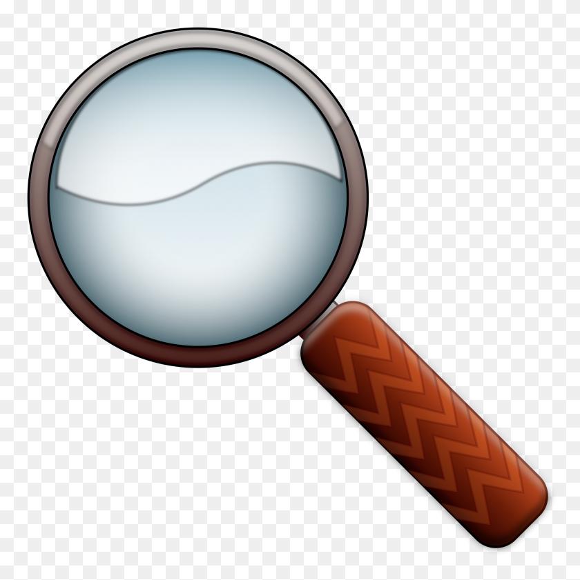 Clipart Magnifying Glass Color Regarding Magnifying Glass Clipart - Magnifying Glass Clipart