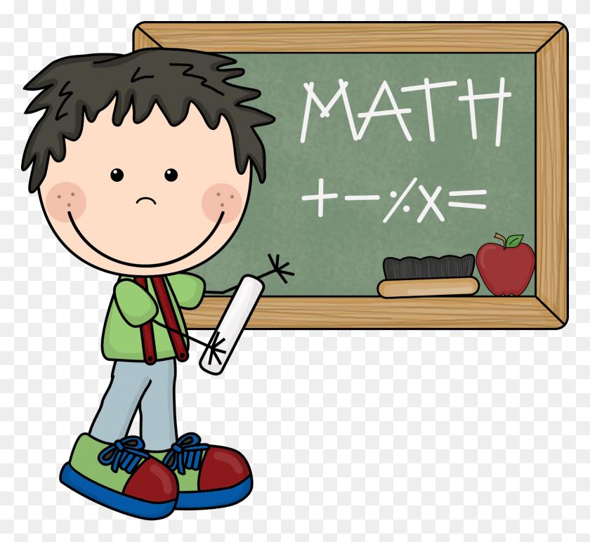 Clipart Math Student, Clipart Math Student Transparent Free - Math Clip Art