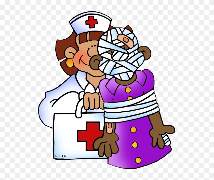 565x648 Clipart Nurse School - Art Gallery Clipart