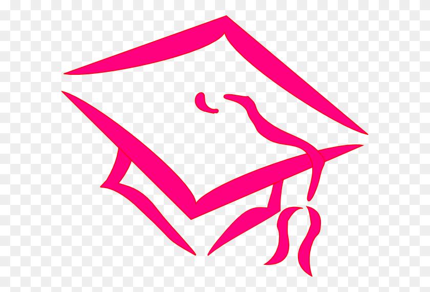 Clipart Of Graduation Cap Clipart - Red Graduation Cap Clipart