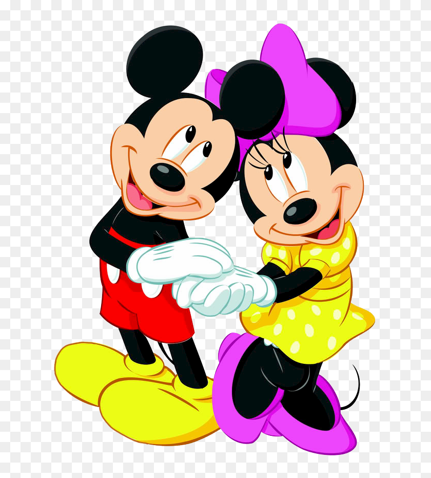 Clipart Of Mickey And Minnie Mouse Clip Art Images - Mouse Images Clip Art