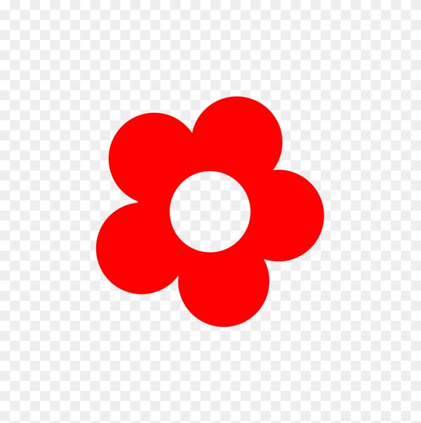 Clipart Petal Flower Collection - 5 Petal Flower Clipart