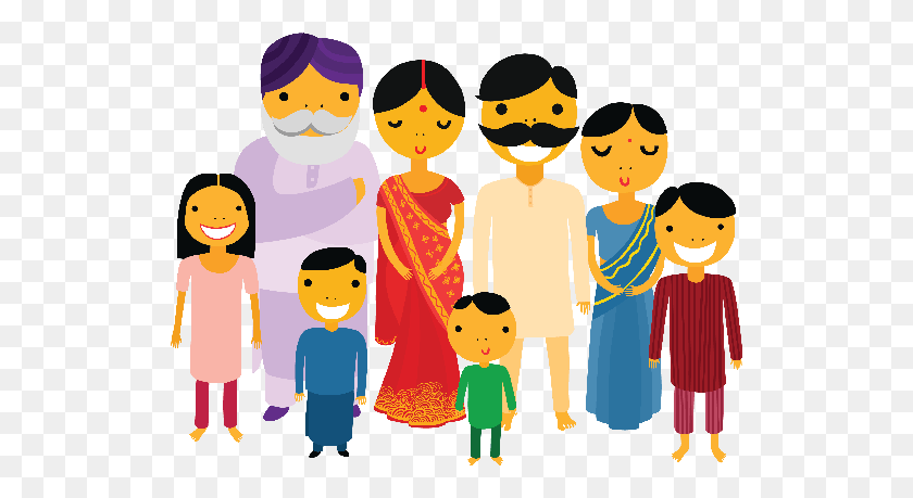 Clipart Picture Of Family Collection - Family Reunion Images Clip Art