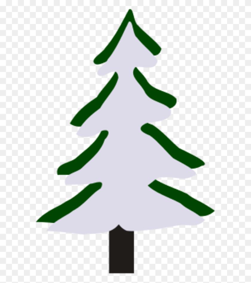 Clipart Pine Tree - Cedar Tree Clipart