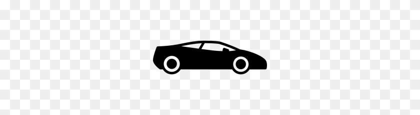 228x171 Clipart Png, Vector, Clipart - Black Car PNG