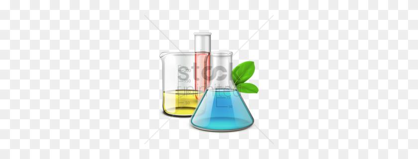 Clipart Resolution - Science Beaker Clip Art