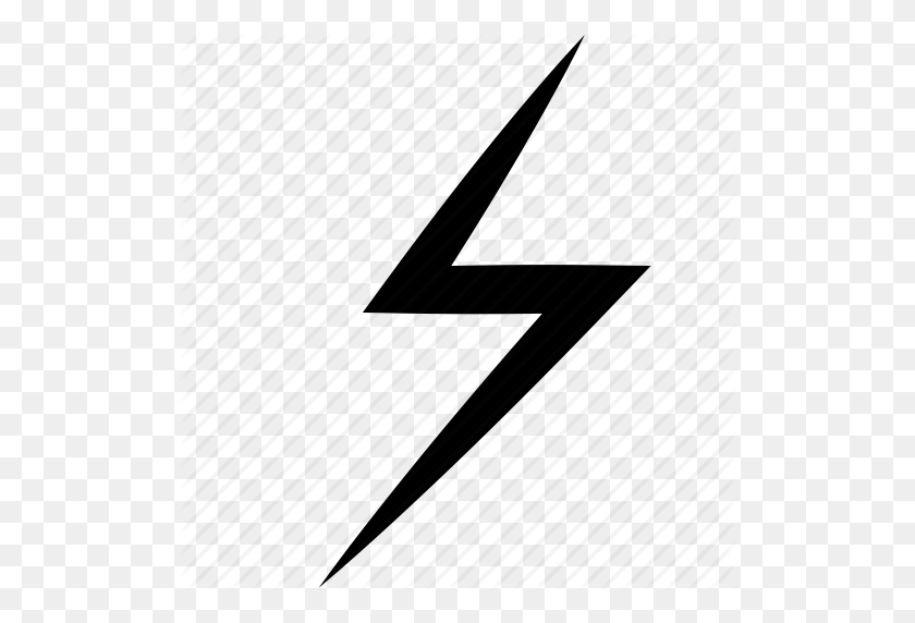 Clipart Resolution - Lightning Bolt Clipart PNG