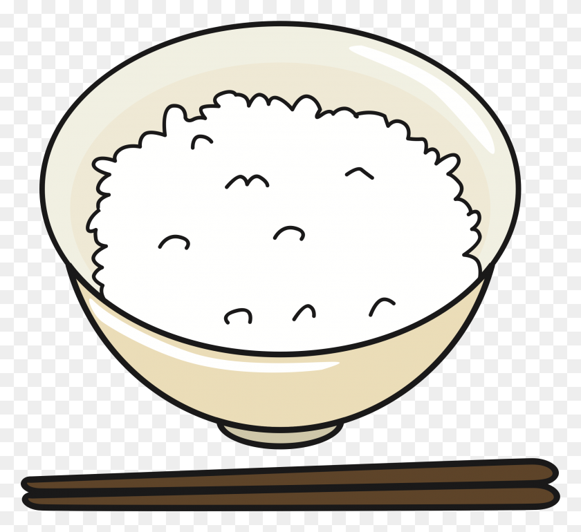 Clipart Rice Bowl Clip Art Plate Of Kid Winging - Rice Bowl Clipart