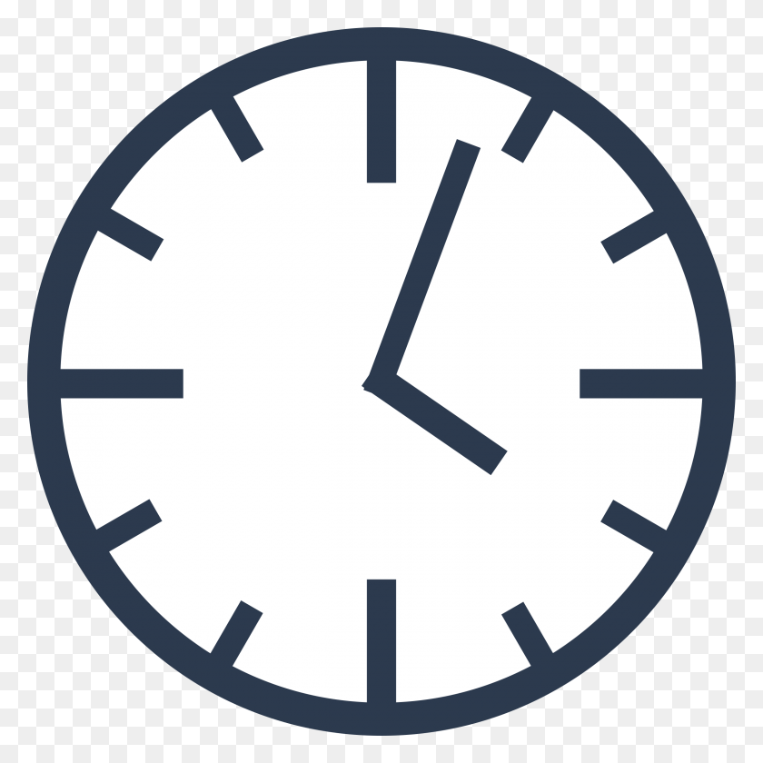 Clipart Scripted Analog Clock Regarding Clock Clipart - Analog Clock Clipart