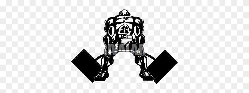 Clipart Someone Weightlifting - Free Weightlifting Clipart