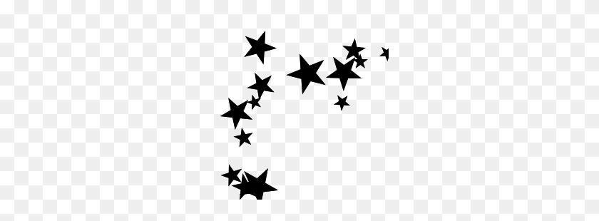 Clipart Star Black Nautical Clip Art At Clker Com Vector Online - Nautical Border Clip Art