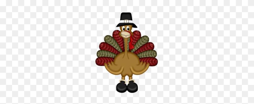 Clipart Thanksgiving - Happy Thanksgiving Turkey Clipart