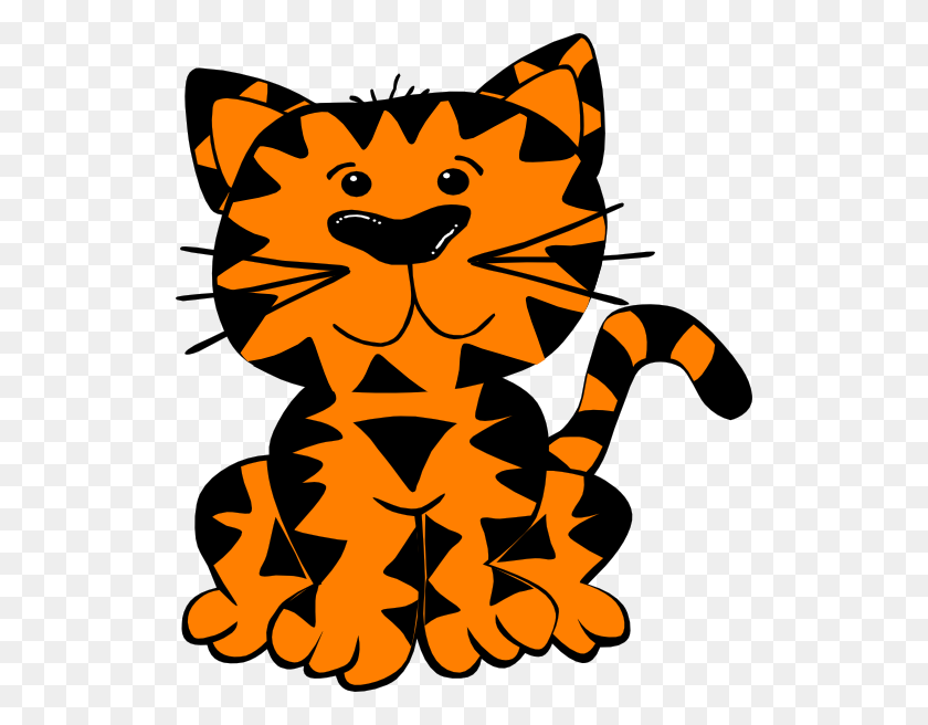 Clipart Tiger Clipart Science Clipart Tiger Clipart Tiger Cat - Science Clipart PNG