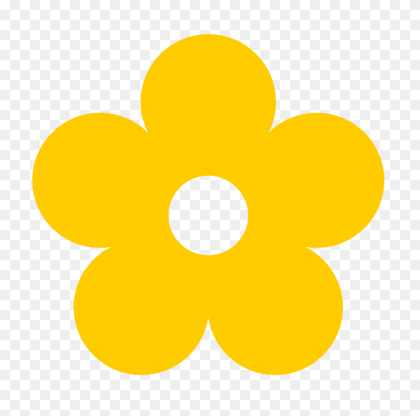 Cliparts Flower - Spring Flower Border Clipart