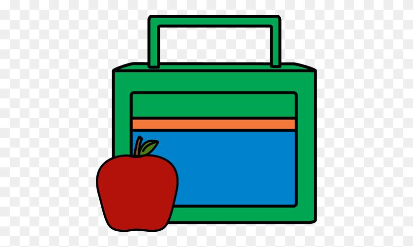 Cliparts School Lunchbox - Lunch Menu Clipart