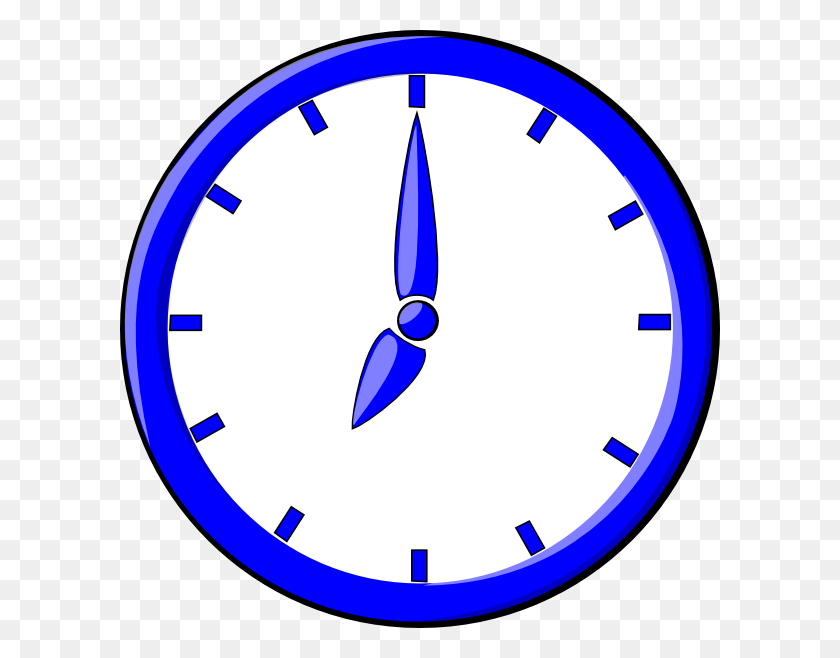 Clock Clip Art - O Clipart